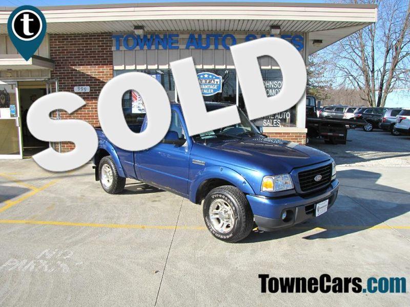 2009 Ford RANGER  | Medina, OH | Towne Cars in Medina OH