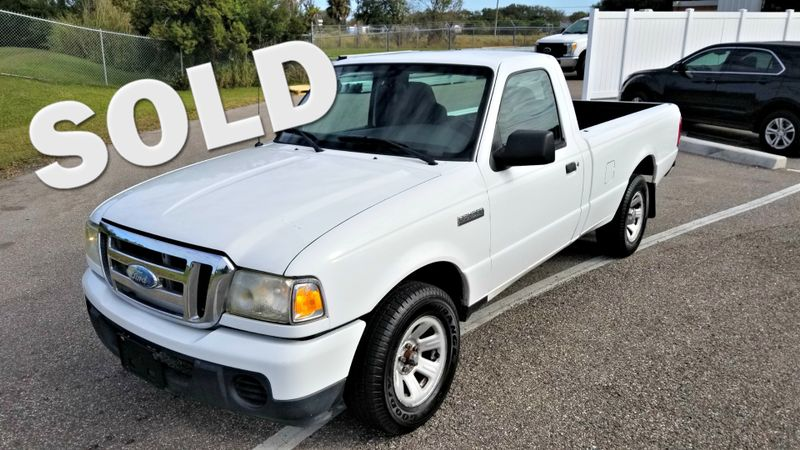 2009 Ford Ranger XLT 7FT LONG BED 1 OWNER TRUCK | Palmetto, FL | EA Motorsports in Palmetto FL