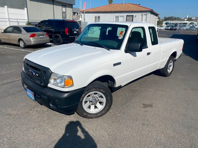 2009 Ford Ranger XL Extended Cab - 2.3L, 4cyl - 1 OWNER, CLEAN TITLE, NO ACCIDENTS, 55,000 MILES