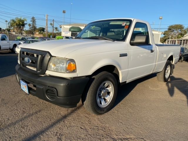 2009 Ford Ranger XL Single Cab, 7FT. Bed - 2.3L 4CYL - 1 OWNER, CLEAN TITLE, NO ACCIDENTS, 104,000 MILES in San Diego, CA 92110
