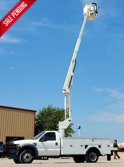 2009 Ford SD F-550 DRW Versalift SST37 in Fort Worth, TX