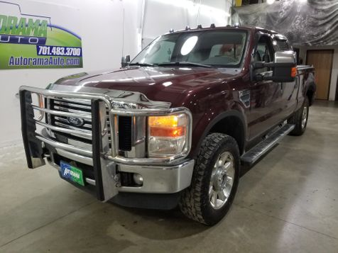 2009 Ford Super Duty F-250 SRW Lariat   Crew 4x4 in Dickinson, ND