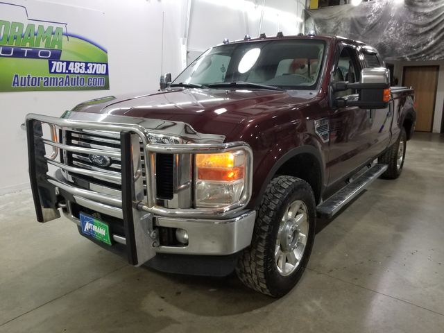 2009 Ford Super Duty F-250 SRW Lariat Crew 4x4