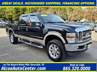 2009 Ford Super Duty F-250 SRW LARIAT ULTIMATE PKG 5.4L V8 4X4 in Louisville, TN 37777