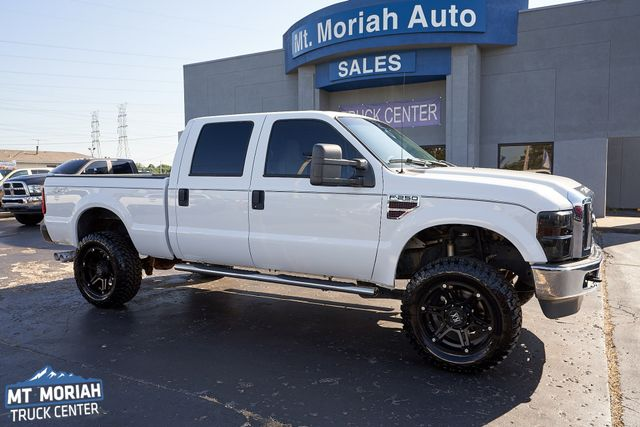 2009 Ford Super Duty F-250 SRW XLT