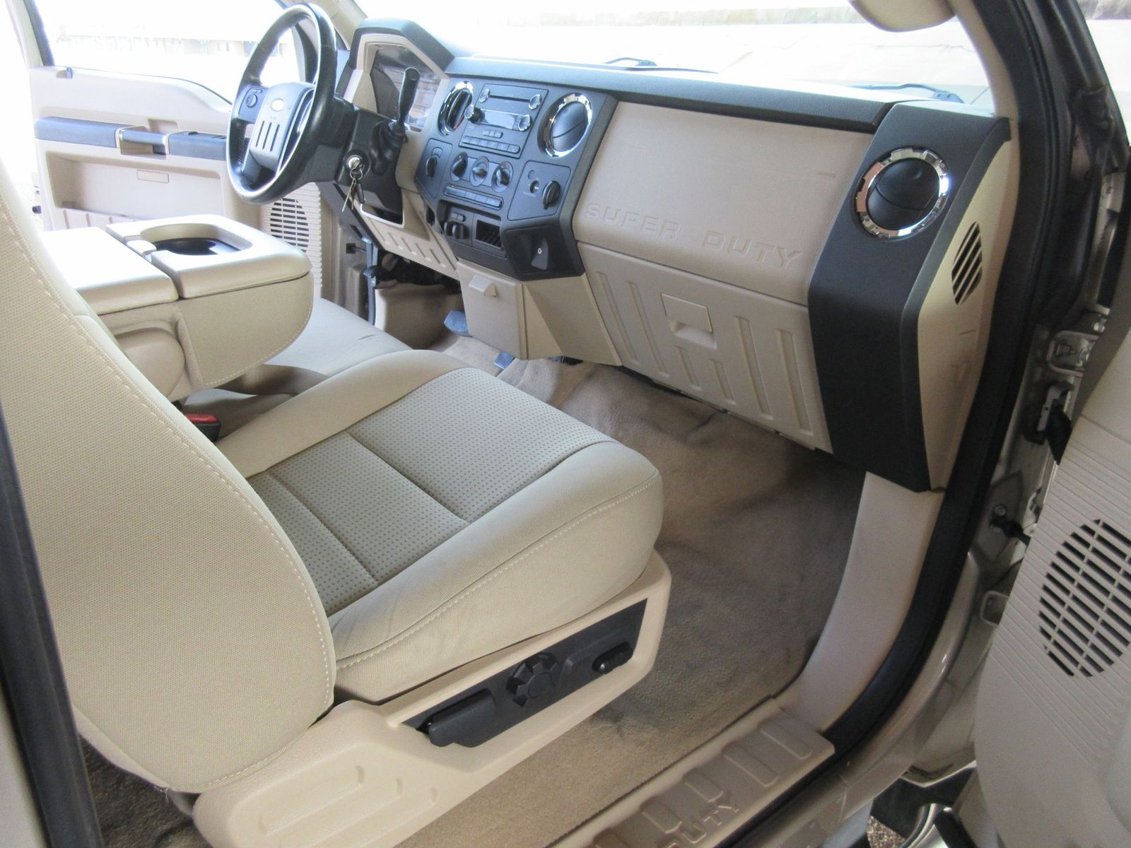 2009 Ford Super Duty F 250 Srw 4x4 Xlt W Cm Flatbed Fultons Used 6 Pin Wiring Harness Cars