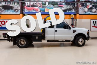 2009 Ford Super Duty F-350 DRW XL 4X4 Flatbed Dually in Addison, Texas 75001