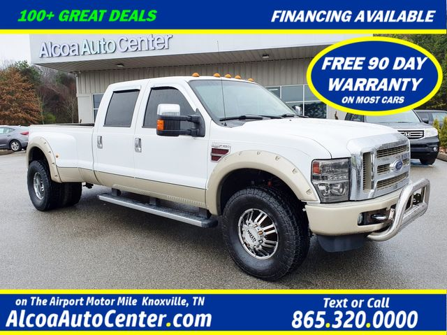 2009 Ford Super Duty F-350 DRW King Ranch 6.4L TDSL LARIAT ULTIMATE PKG