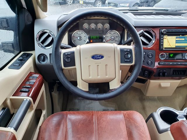 2009 Ford Super Duty F-350 DRW King Ranch 6.4L TDSL LARIAT ULTIMATE PKG in Louisville, TN 37777
