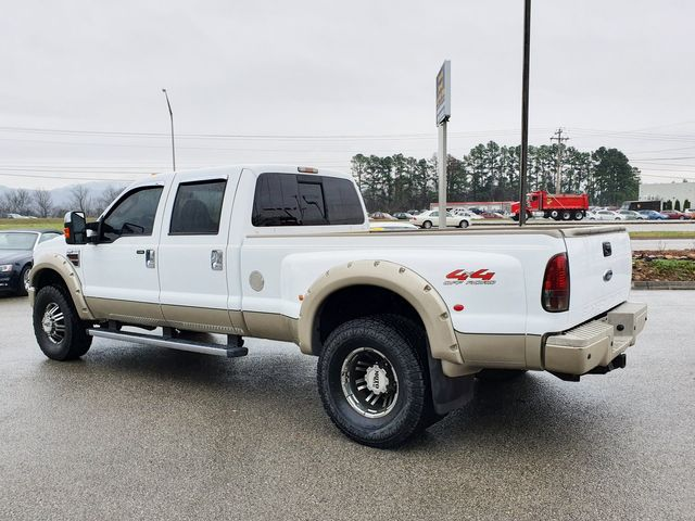 2009 Ford Super Duty F-350 DRW King Ranch 6.4L TDSL LARIAT ULTIMATE PKG in Louisville, TN 37777