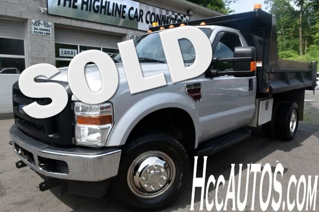 2009 Ford Super Duty F-350 DRW XL Waterbury, Connecticut
