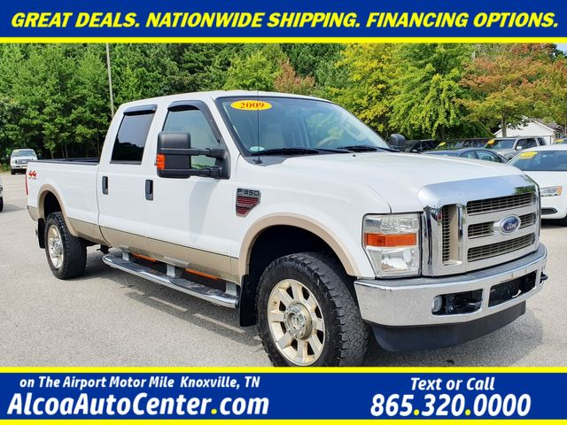 2009 Ford Super Duty F-350 SRW Lariat 6.4L V8 TDSL 4X4 Leather/Heated Seats/20""