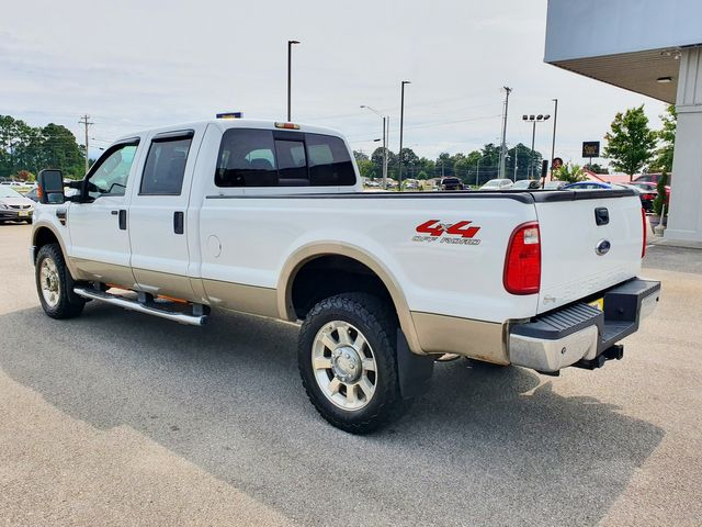 "2009 Ford Super Duty F-350 SRW Lariat 6.4L V8 TDSL 4X4 Leather/Heated Seats/20"" in Louisville, TN 37777"