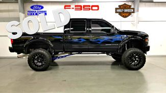2009 Ford Super Duty F-350 SRW Harley Davidson CLEAN CARFAX LIFTED DIESEL | Palmetto, FL | EA Motorsports in Palmetto FL