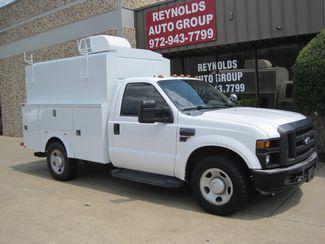 2009 Ford F350 SRW Utility Box, Powerstroke Diesel, 1 Owner, X/Nice in Plano, Texas 75074