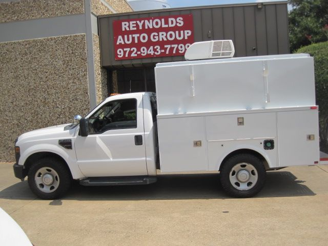 2009 Ford F350 SRW Utility Box, Powerstroke Diesel, 1 Owner, X/Nice in Plano, Texas 75074