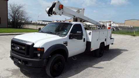 2009 Ford  F450 40FT ETI   AUTO PWR STROKE BUCKET TRUCK in Fort Worth, TX