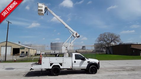2009 Ford  F450 40FT ETI ELCTRIC OVER HYDRAULIC BOOM   AUTO POWER STROKE BUCKET TRUCK in Fort Worth, TX