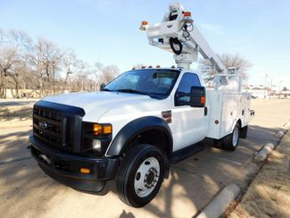 2009 Ford Super Duty F-450, Bucket / Boom Truck XL Irving, Texas