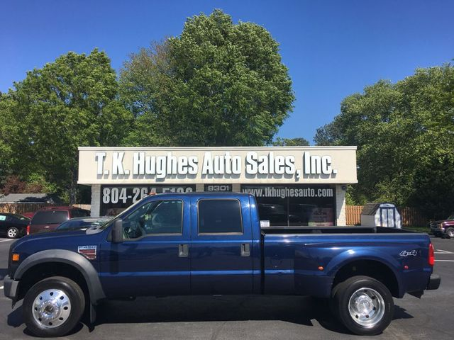 2009 Ford Super Duty F-450 DRW XL