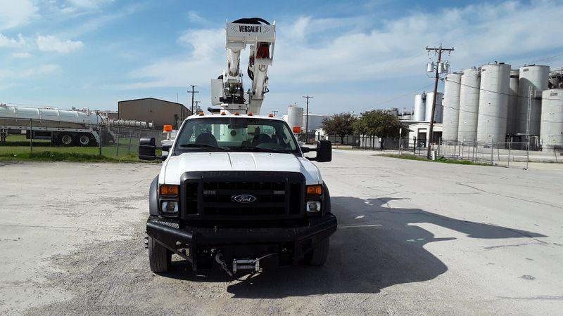 2009 Ford Super Duty F-550 DRW XL BUCKET TRUCK  city TX  North Texas Equipment  in Fort Worth, TX