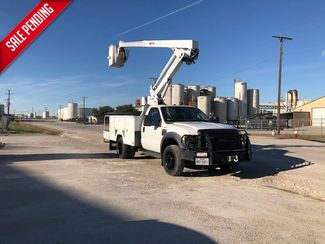 2009 Ford  F-550 42FT Bucket Truck in Fort Worth, TX