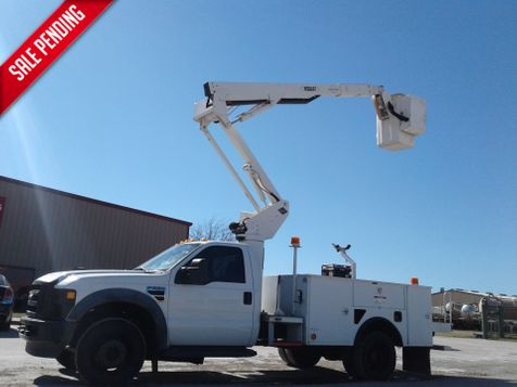 2009 Ford SD F-550 42' VERSALIFT BUCKET TRUCK LOW MILES!!   in Fort Worth, TX