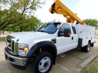 2009 Ford Super Duty F-550, Bucket / Boom Truck XL Irving, Texas
