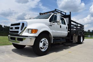2009 Ford Super Duty F-650 Straight Frame XLT Walker, Louisiana 2