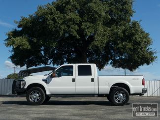 2009 Ford Super Duty F250 Crew Cab XLT 5.4L V8 4X4 in San Antonio Texas, 78217