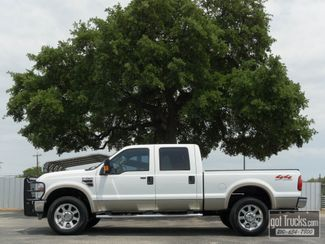 2009 Ford Super Duty F350 Crew Cab Lariat 6.4L Power Stroke Diesel 4X4 in San Antonio Texas, 78217