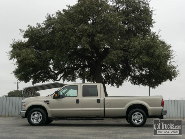 2009 Ford Super Duty F350 Crew Cab XLT 6.4L Power Stroke Diesel