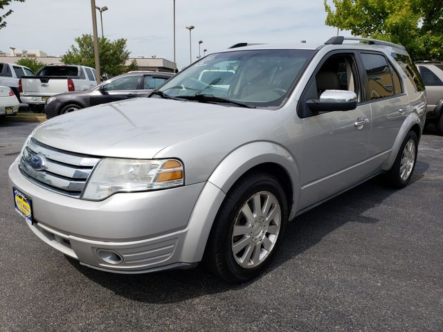 2009 Ford Taurus X Limited | Champaign, Illinois | The Auto Mall of Champaign in Champaign Illinois