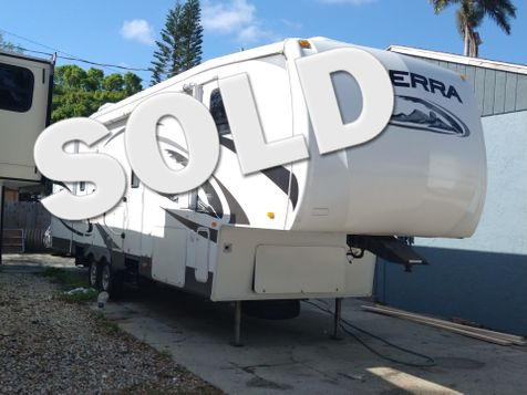 2009 Forest River SIERRA(M-3550 QBQ)  in Palmetto, FL