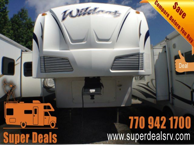 2009 Forest River Wildcat 27BH