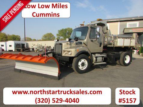 2009 Freightliner M-2 Dump-Plow Truck  in St Cloud, MN
