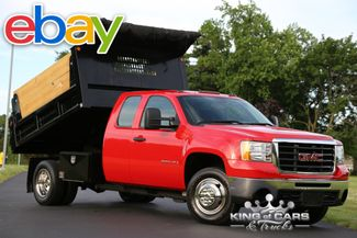 2009 Gmc 3500hd Extended CAB MASON DUMP 6.0L V8 48K ACTUAL MILES in Woodbury, New Jersey 08096