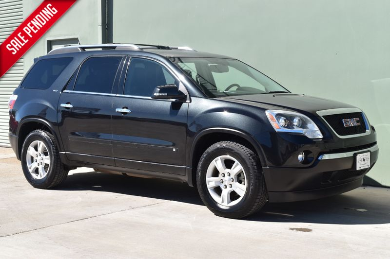 2009 GMC Acadia SLT | Arlington, TX | Lone Star Auto Brokers, LLC