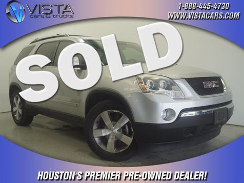 2009 GMC Acadia SLT1 in Houston, Texas