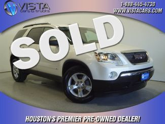 2009 GMC Acadia SLE1  city Texas  Vista Cars and Trucks  in Houston, Texas