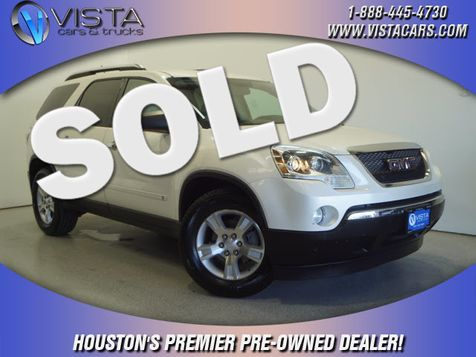 2009 GMC Acadia SLE1 in Houston, Texas