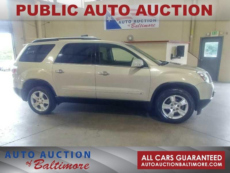 2009 GMC Acadia SLT1 | JOPPA, MD | Auto Auction of Baltimore  in JOPPA MD