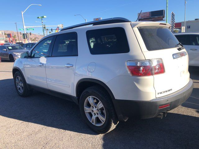 2009 GMC Acadia SLE1 CAR PROS AUTO CENTER (702) 405-9905 Las Vegas, Nevada 3