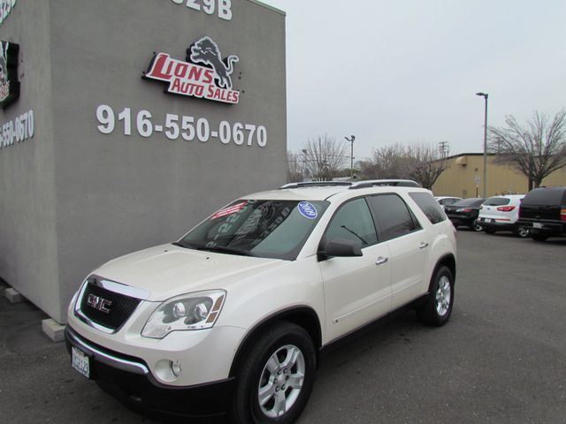2009 GMC Acadia SLE Clean AWD