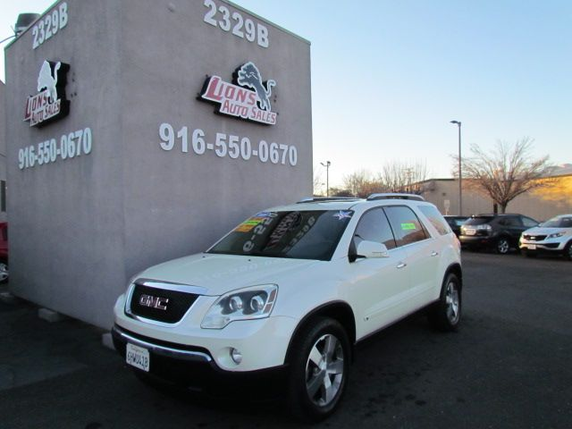 2009 GMC Acadia SLT2 AWD Clean