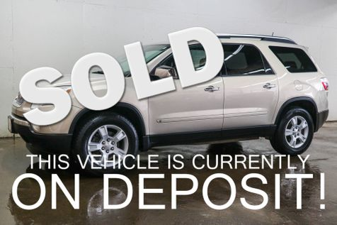 2009 GMC Acadia SUV AWD w/Preferred Package, Power Seats, 3rd Row Seats and Tow Package in Eau Claire