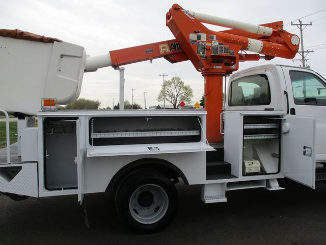 2009 GMC C5500 4X4 DIESEL JIB BUCKET BOOM TRUCK Lake In The Hills, IL 22