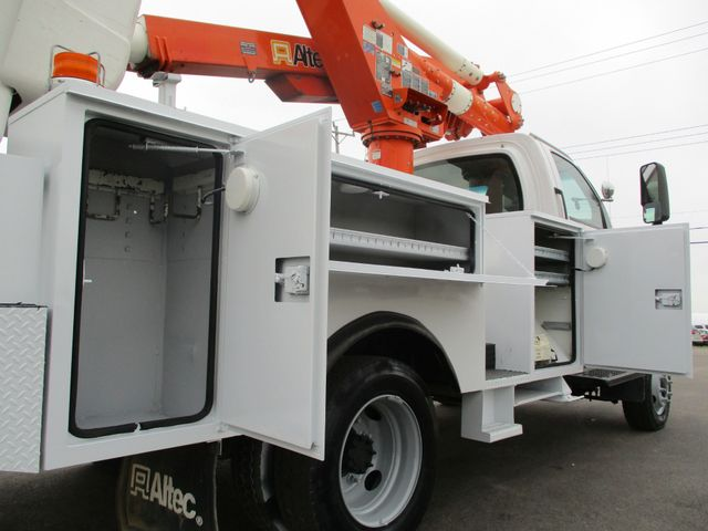 2009 GMC C5500 4X4 DIESEL JIB BUCKET BOOM TRUCK Lake In The Hills, IL 37