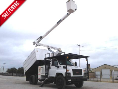 2009 GMC C7500 FORESTRY BUCKET TRUCK 60' TEREX / HI RANGER in Fort Worth, TX