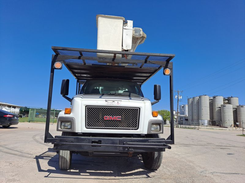 2009 GMC C7500 FORESTRY  60 HI-RANGER BUCKET TRUCK  city TX  North Texas Equipment  in Fort Worth, TX